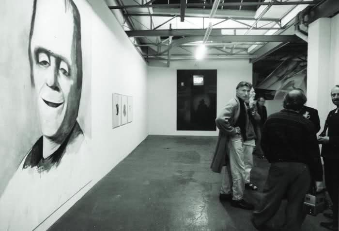 Выставка на Лоттрингер штрассе, Мюнхен, 1992 год