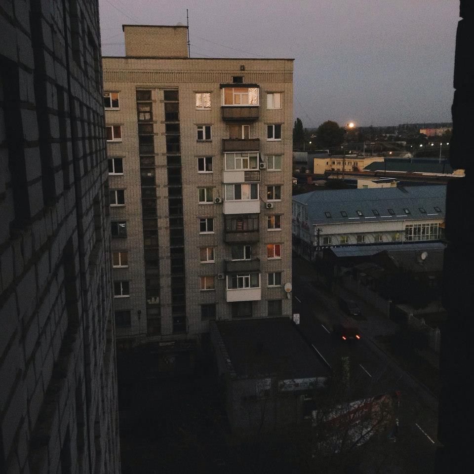"""Кременчук. Фото: """"Трансформери"""""""